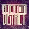 Black Neon District : Enregistrement, Mixage, Mastering