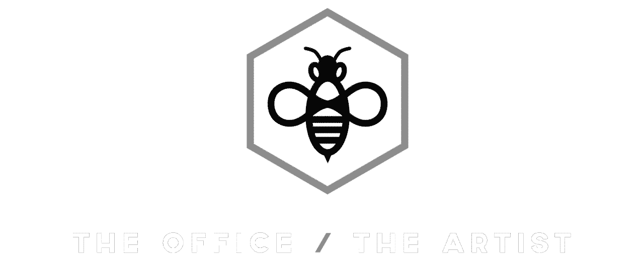 THE OFFICE / THE ARTIST logo