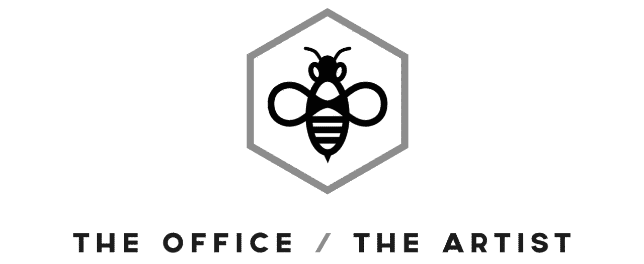 Logo THE OFFICE / THE ARTIST