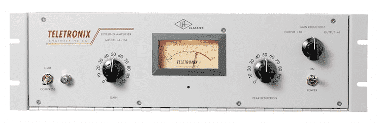 Teletronix LA-2A Optical Compressor