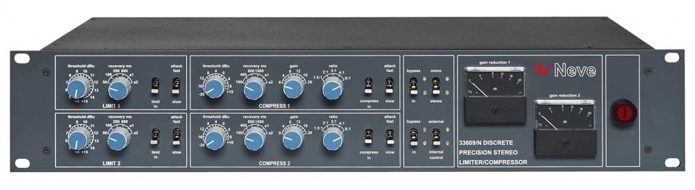 Compresseur analogique à diodes Neve 33609